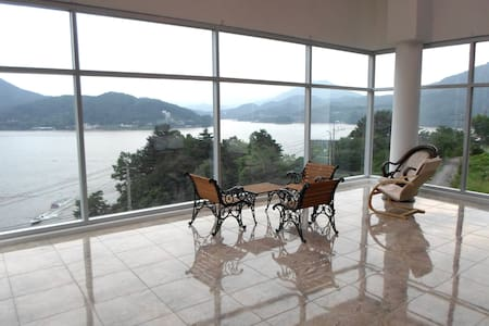 [The Best Lake View] Lake Terrace