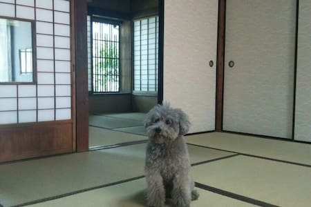 Typical Japanese style house - 八王子市 - Huis