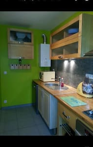 flat 70m² 1h by train from Paris - Déville-lès-Rouen