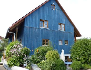Idyllische Ferienwohnung im Grünen - Neukirchen bei Sulzbach-Rosenberg