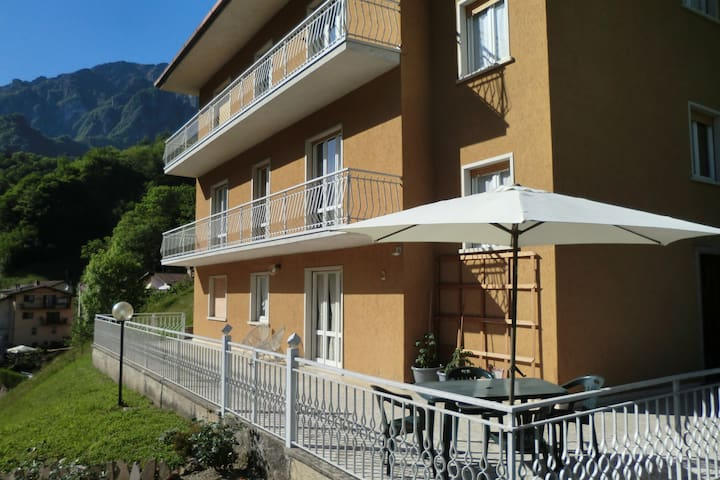 Discover the unspoilt Italian Alps - Roncaglia Entro - Apartment
