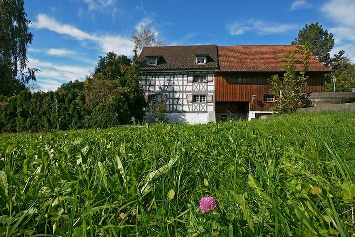 Kurs- und Ferienzentrum Moosmühle - Hefenhofen - ที่พักพร้อมอาหารเช้า