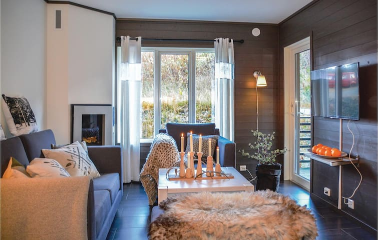 Holiday apartment with 2 bedrooms on 49m² in Hemsedal