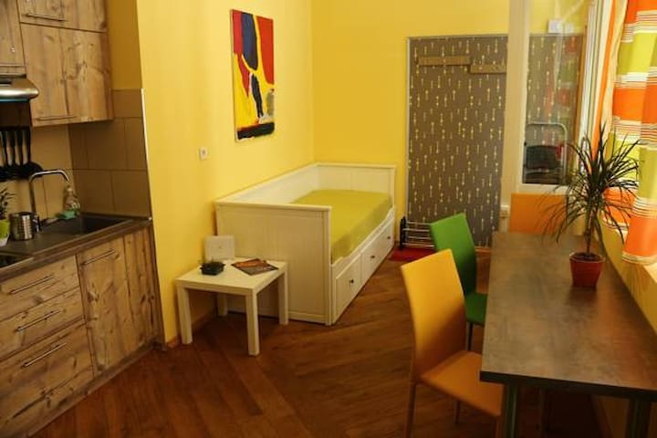 Cozy and Friendly in city heart! - Zagreb - Apartment