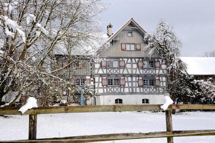 Kurs- und Ferienzentrum Moosmühle - Hefenhofen - Bed & Breakfast