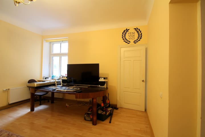Big guestroom - Rīga - Apartment