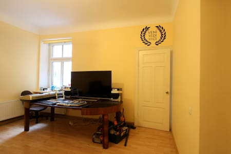 Big guestroom - Riga - Appartement