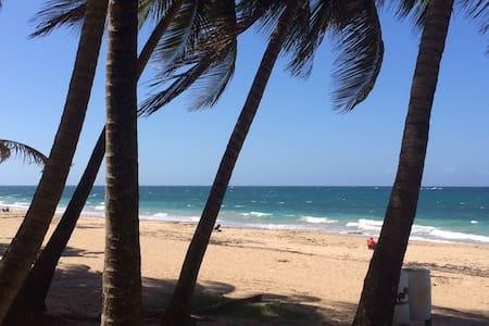 * On the Beach!-Best Location in PR - San Juan - Apartment