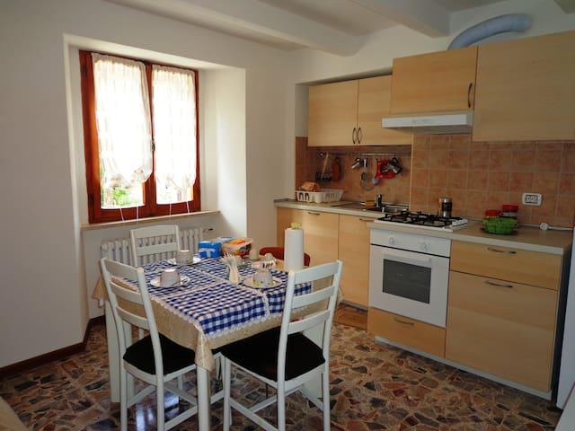 Appartamento Strigara sulle colline romagnole - Sogliano Al Rubicone - Apartamento