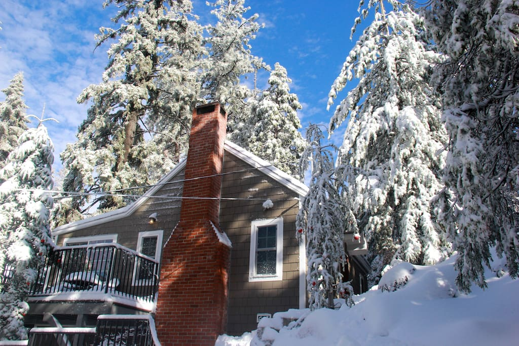 Historic hershey cabin just for 2 immaculate for Cabins in lake arrowhead ca