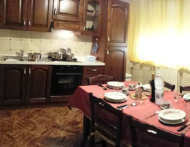 Apulia,nice flat from 2 to 7 people - Castromediano - Wohnung