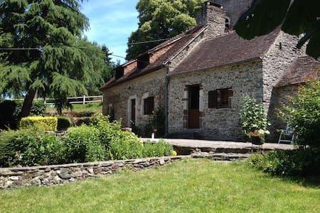 Moulin de Courmenant 30mn du Mans - Rouez - House