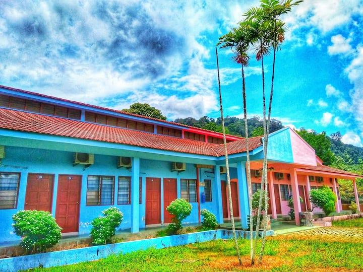 Funky Hostel 2 @TamanNegara Pahang.