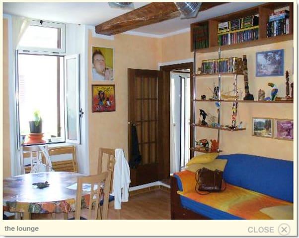 Umbria - borgo medioevale - Compignano - Apartamento