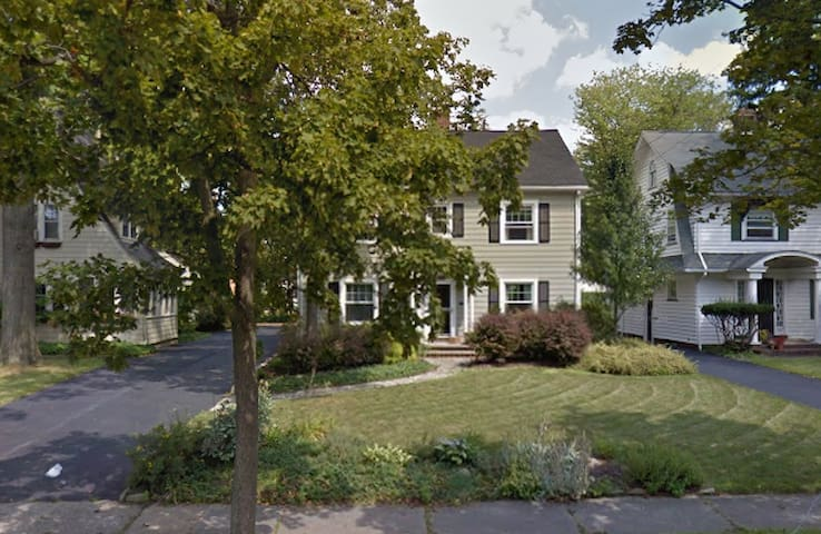 2016 RNC accomadation - Shaker Heights - House