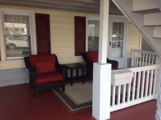 1BR cozy, sleeps 4, close to beach. - Ocean City - Apartamento