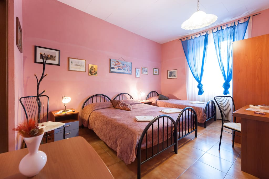 B&B Soggiorno Petrarca - Room 5 - Bed and breakfasts for Rent in ...