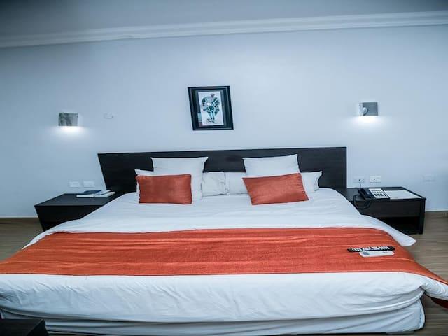 Maranatha Suites  - Premium Room