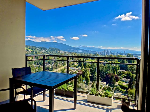 Modern Apartment - Port Moody - Wohnung