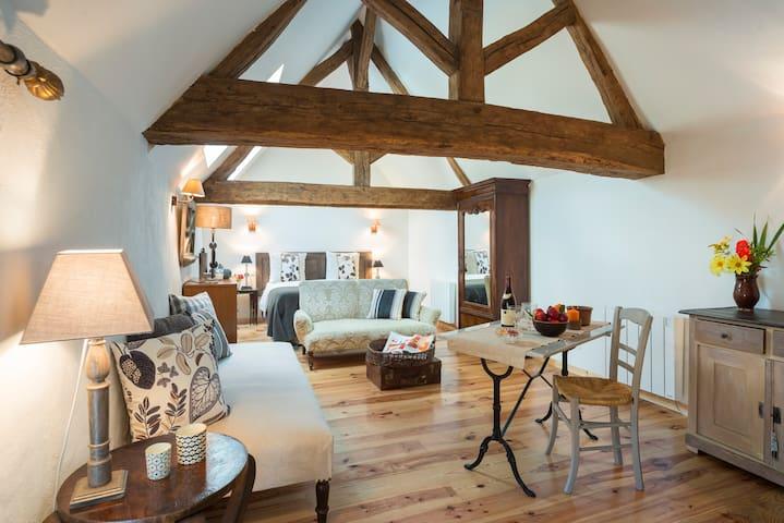 "Appartement  spacieux "" Poivre"" - Montagny-lès-Beaune - Huoneisto"