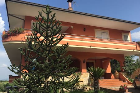 Affascinante villa moderna - Ameglio - Wohnung