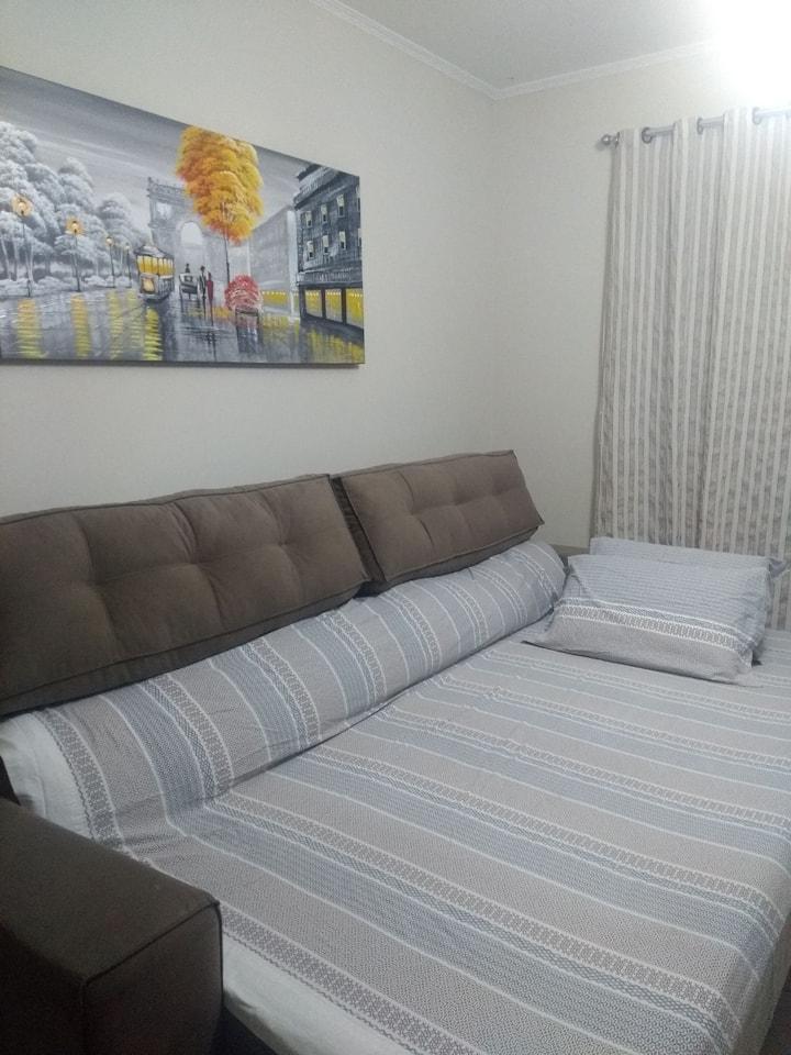 Casa da Nani, conforto e tranquilidade