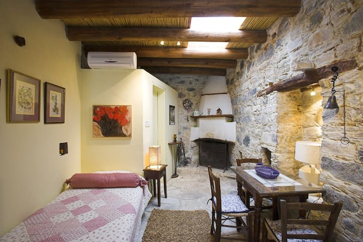 Eleni's cottage - Apsiou - Lejlighed