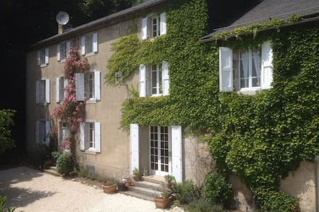 Lovely B&B with pool and gardens - Anglès - Bed & Breakfast