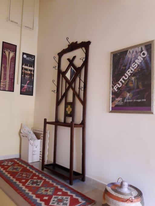 Ingresso, entrance