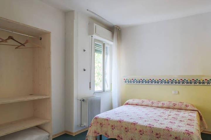 Doubleroom 0 with big panoramic garden lake view - Nago-Torbole - Villa
