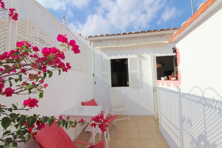 Penthouse with terrace in Palma - Palma - Apartamento