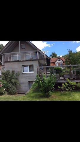 Gemütliches Haus im Schwarzwald