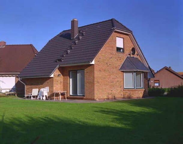 Ferienkate am Deich - Friedrichskoog - House