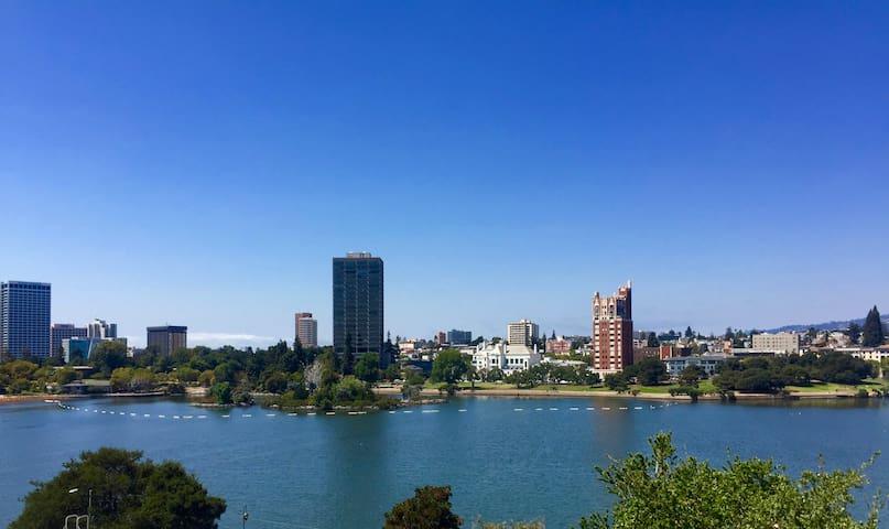 Lake Merritt Penthouse - Oakland
