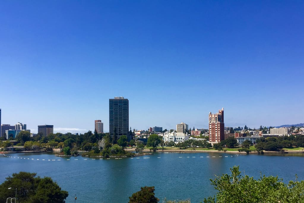 Lake Merritt Penthouse Apartments For Rent In Oakland