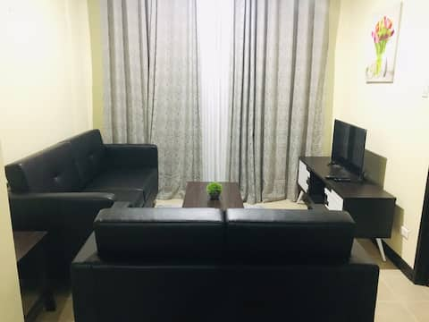 Minimalist affordable fam friendly space in Davao