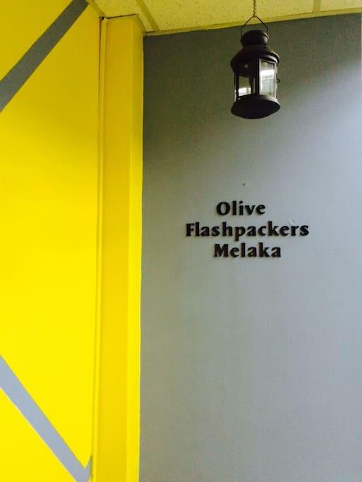Olive Flashpackers, Melaka