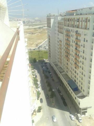 Location appartement meublé - Tanger  - Departamento