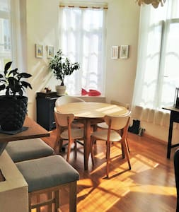 Nice flat with bedroom in the old town - Leilighet