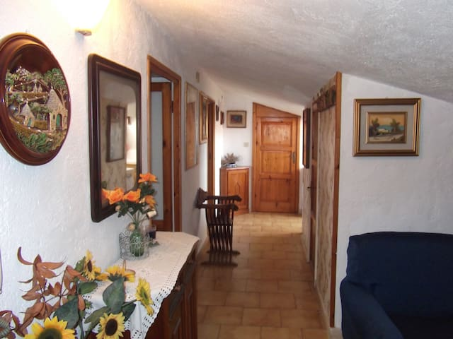 loft vista    mare,penthouse ampie - La Maddalena - Loft