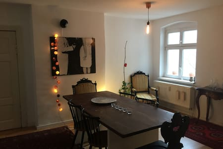 Cosy room in the hippest area of Berlin Mitte - 柏林 - 公寓