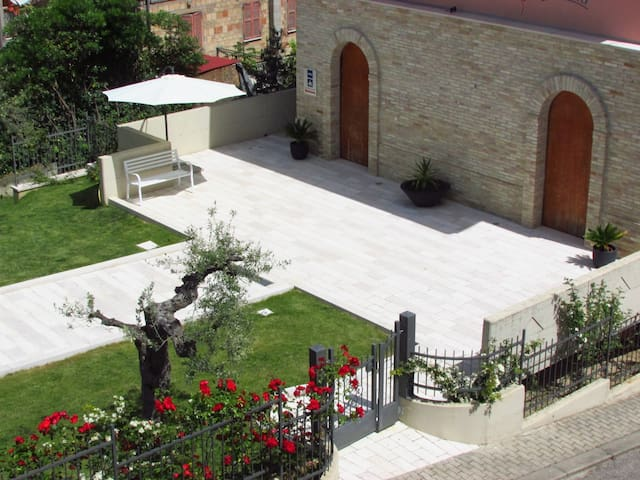 Villa Istonia e il mare di Vasto - Cupello - Bed & Breakfast