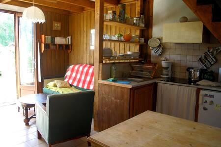 Séjour familial dans les Pyrénées   - Font-Romeu-Odeillo-Via - Haus