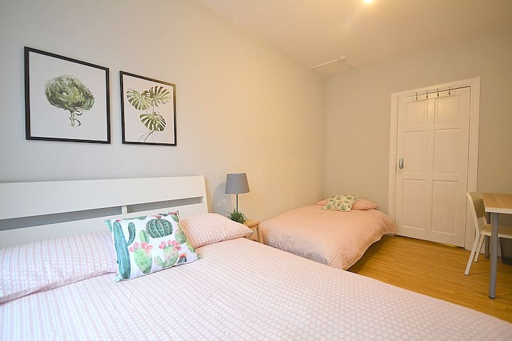 HS1-1 10% OFF Long stay | Double Room Brick Lane
