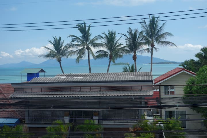 (6)Great sea view, 50 meters to the beach