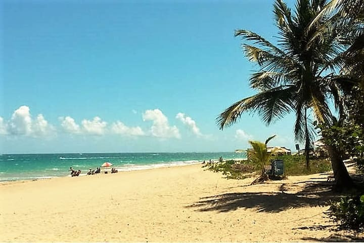 Charming bungalow in hip area, steps to beach! - San Juan - Hus