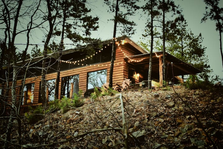 Mtn Cabin near Broken Bow. Every 3rd night FREE!