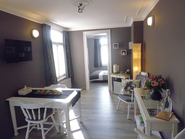 Guest room near station & airport! - Antwerpen - Bed & Breakfast