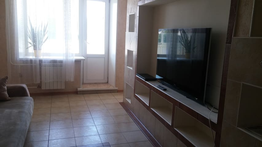 Fully equipped apartment. Center - Krasnoyarsk - Lägenhet