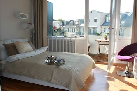 City Apartment next to the Alster - 함부르크(Hamburg)